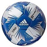 adidas(アディダス) サッカーボール 5号球 ツバサ JFA検定球 グライダー AF514B 青 【2020年FIFA主要大会モデル】