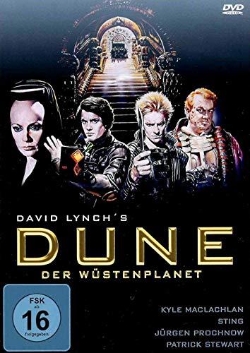 Dune - Der Wüstenplanet - Das Science Fiction Abenteuer