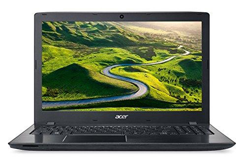 Acer Aspire E 15E5–523–97yrOrdinateur portable 15,6' Noir(AMD A9, 8Go de RAM, 1 To, carte graphique Uma, Windows 10)