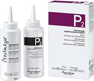 Fanola Permanente P2 Cabellos Coloreados Tratados Monodosis