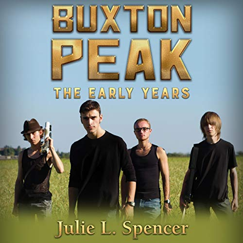 Buxton Peak: The Early Years cover art
