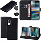 Xperia L3 Case - Book Wallet PU Leather Flip Cover For Sony