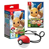Foto Pokémon: Let's Go, Eevee! Including Poké Ball Plus - Nintendo Switch [Edizione: Regno Unito]