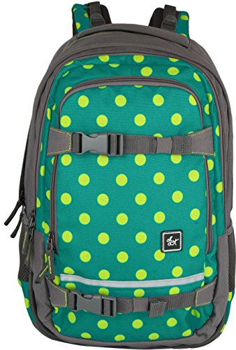 All Out Selby Rucksack Mint Dots mint dots