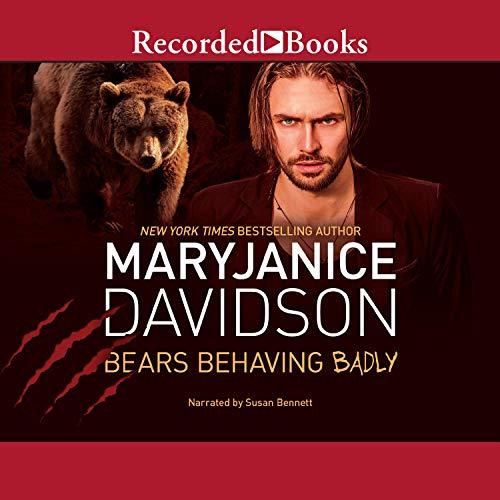 Bears Behaving Badly audiobook cover art