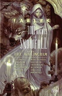 1,001 Nights of Snowfall