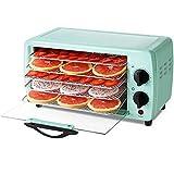 L.TSA Déshydrateur de Nourriture Machine électrique Professionnelle de Conservation des Aliments avec déshydrateur de Nourriture à 5 Plateaux, sécheuse de Viande ou de Boeuf séchée, avec pla