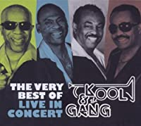 The Very Best of Live in Concert by Kool & The Gang (2010-05-06)