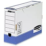 Bankers Box 0030801 Scatola Archivio Legal System, Dorso 100 mm, FSC, Confezione da 10 Pezzi