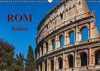 Rom-Italien / Geburtstagskalender (Wandkalender 2022 DIN A3 quer): Ein Spaziergang durch die historische Altstadt der italienischen Hauptstadt Rom (Geburtstagskalender, 14 Seiten )