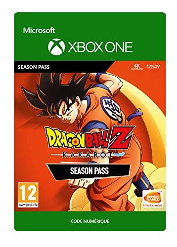 DRAGON BALL Z: KAKAROT Season Pass | Xbox One – Code jeu à télécharger