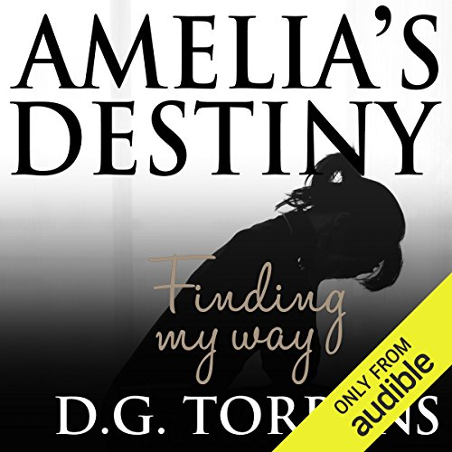 Amelia's Destiny audiobook cover art