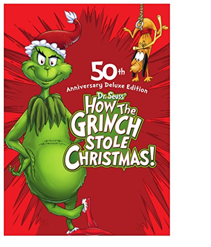 How The Grinch Stole Christmas: 50th Anniversary Deluxe Edition