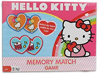 Hello Kitty Memory Match Game