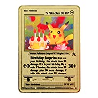 カード ポケモンカードゴールドメタルVMAXエネルギーカードチャリザードレアコレクションバトルトレーナーカード子供おもちゃ おもちゃ (Color : G25)