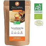 Tisane romarin thym citron BIO | Sachet 100g vrac |  Certifié Agriculture biologique
