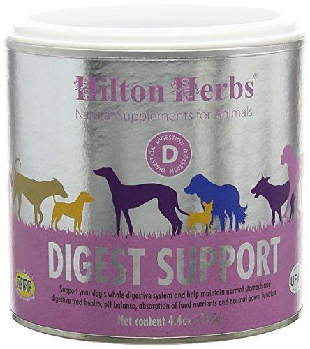 Hilton Herbs Digest Support Complément Alimentaire pour Chien Boîte de 125 g