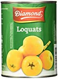 Import Loquats, leicht gezuckert, 8er Pack (8 x 567 g Packung)