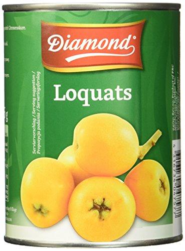 Import Loquats, leicht gezuckert (1 x 567 g Packung)