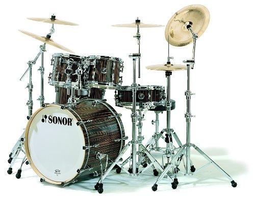 Sonor S Classix SC Stage 3 Ebony - Juego de funda y caja: Amazon.es: Instrumentos musicales