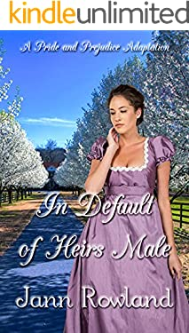 In Default of Heirs Male (English Edition)
