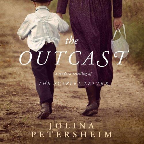 The Outcast audiobook cover art
