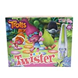 Hasbro Gaming Twister Game: DreamWorks Trolls Edition