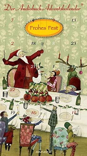 Frohes Fest - Der Audiobuch-Adventskalender