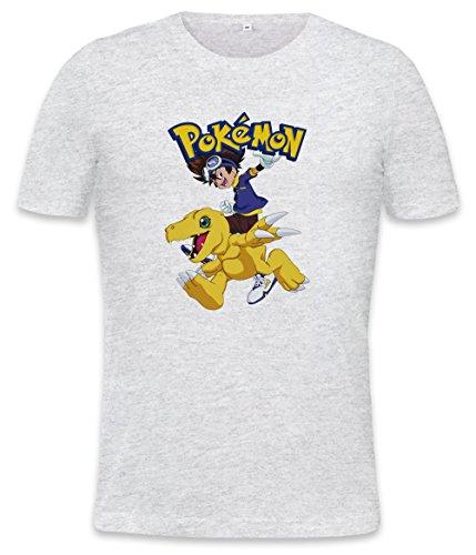Pokemon Mens T-shirt Large