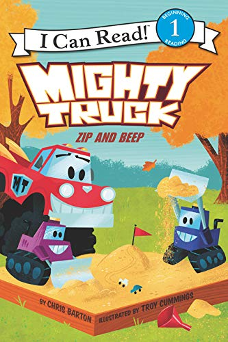 Mighty Truck: Zip and Beep (I Can Read Level 1)