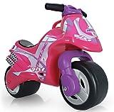 INJUSA Moto Correpasillos Neox Color Rosa para Niños a Partir de 18 Meses,...