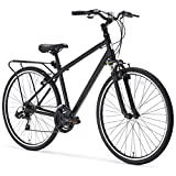 sixthreezero Pave n' Trail Men's 21-Speed Hybrid Road Bicycle