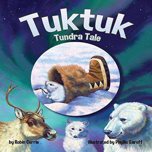 Tuktuk: Tundra Tale copertina