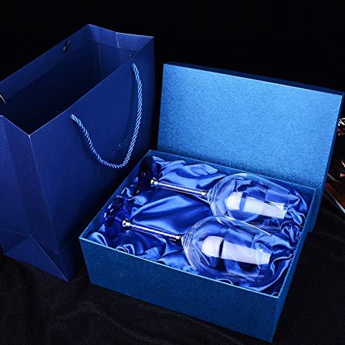 Wijn Decanters Karaf Set 1000ML Hoorn U Vorm 100% Handgemaakte Rode Wijn Aerator Decanter Lead Gratis Kristal Glas Karaf B