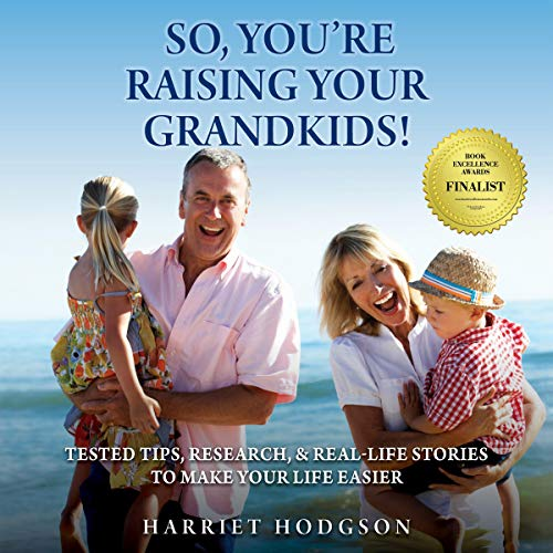 So, You're Raising Your Grandkids audiobook cover art