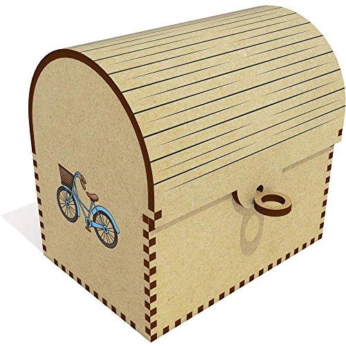 Azeeda 'Niederländisches Fahrrad' Schatztruhe / Schmuckschatulle (TC00033755)