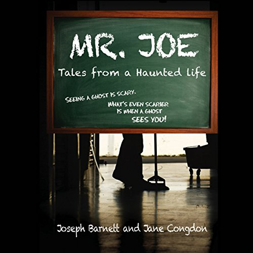 Mr. Joe audiobook cover art