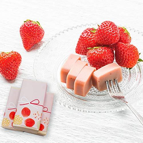 内祝 御祝 いちご和ショコラ チョコレート 1箱あたり60g 義理チョコ プレゼント 御礼 お配り ギフト 良平堂 (60箱)