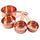 4-Piece Set of Stainless Steel...