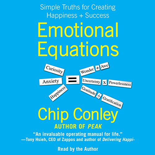 Emotional Equations audiobook cover art