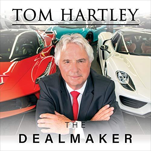 Tom Hartley cover art