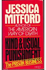 Kind and usual punishment Paperback