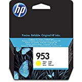 HP 953 Gelb Original Druckerpatrone für HP Officejet Pro 7720, 7730, 7740, 8210, 8710, 8715, 8720, 8725, 8730, 8740