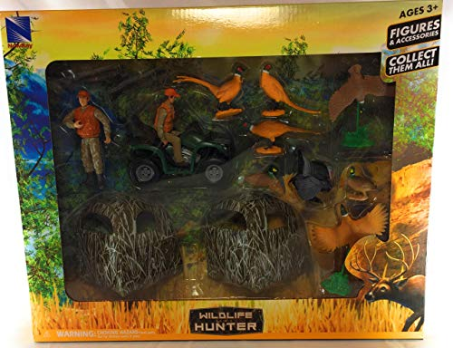 Wild Bird Hunting Playset - Duck and Turkey Hunting