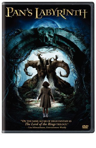 Pan's Labyrinth by New Line Home Video by Guillermo Del Toro