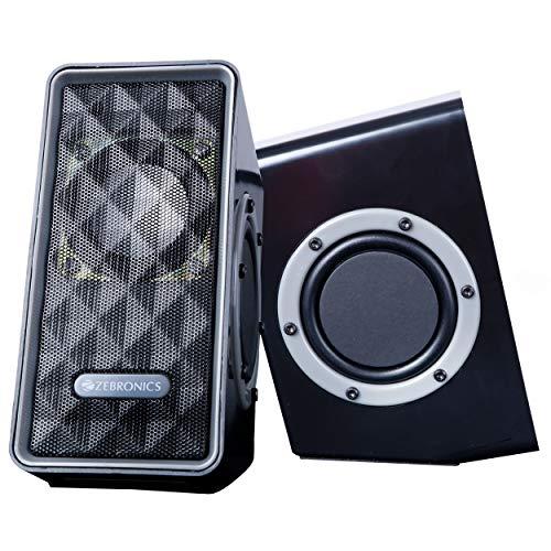 (Renewed) Zebronics S990 Speakers (Black)