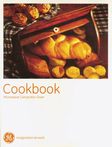 COOKBOOK Microwave Convection Oven