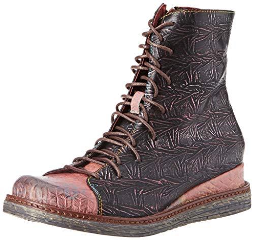 Laura Vita Ercnaulto 02, Women's Ankle Boots, Purple (Violet), 4.5 UK (38 EU)
