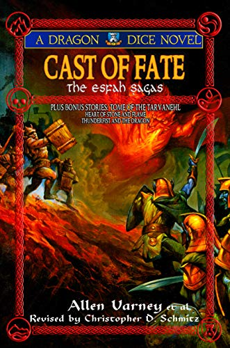 Cast of Fate (The Esfah Sagas Book 3) (English Edition)