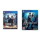 Resident Evil 2 Remake Ps4- Playstation 4 Evil 4, PlayStation 4